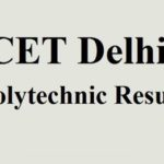 CET Delhi Result