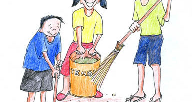 about cleanliness essay
