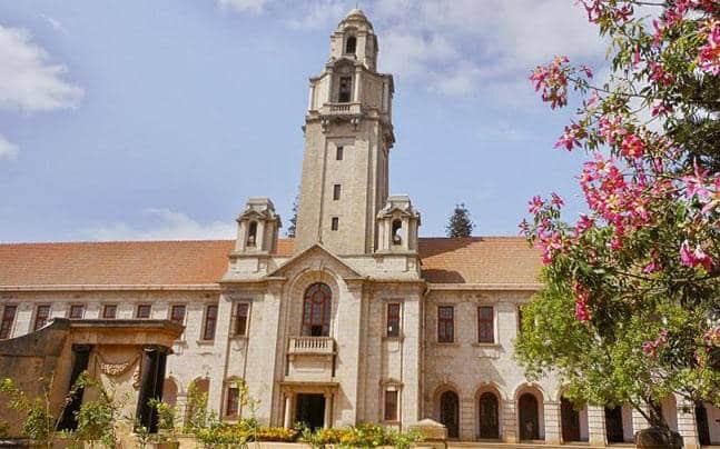 IISC Institutes in India