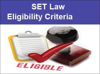 SET Exam Eligibility