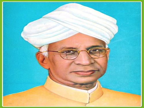 dr. radhakrishnan essay In india, teacher's day is celebrated in honour of dr sarvepalli radhakrishnan, who was born on september 5, 1888 at thiruttani, madras presidency of then british india.