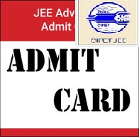 CIPET JEE Admit Card