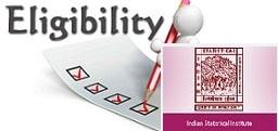 ISI Admission Eligibility