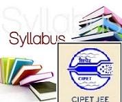 CIPET JEE Syllabus