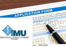 IMU CET Application form