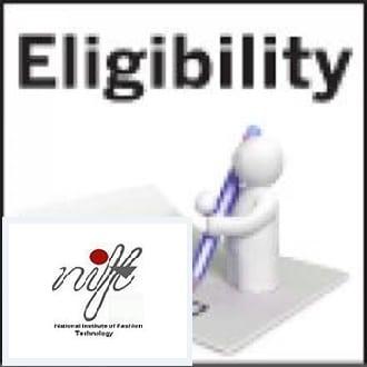 NIFT Eligibility
