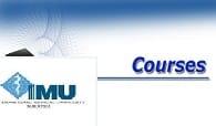 IMU Courses