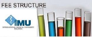 IMU Fee Structure
