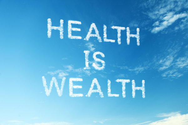 essay on health is wealth for children