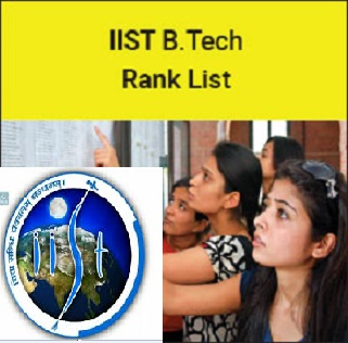 IIST Rank list