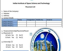 IIST M tech placements