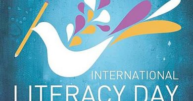 International Literacy Day