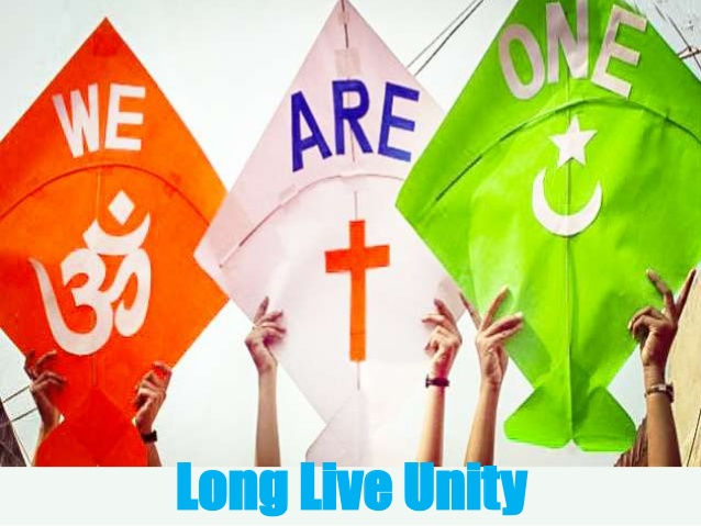 Short Essay on Unity in Diversity