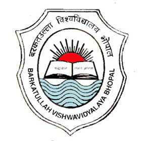 Barkatullah_University_Logo2 Bu B Ed Application Form on