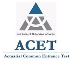 ACET Exam Pattern