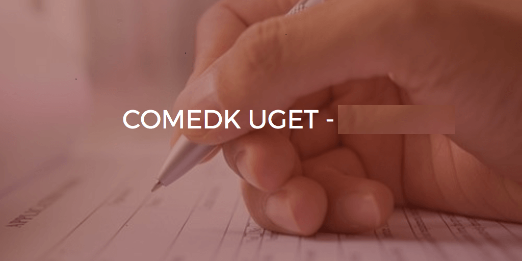 COMEDK UGET Full Form
