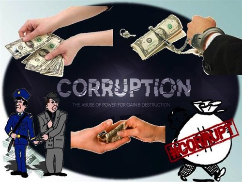 essay about evils of corruption This is the group discussion on corruption is a necessary evil for success in any sphere.