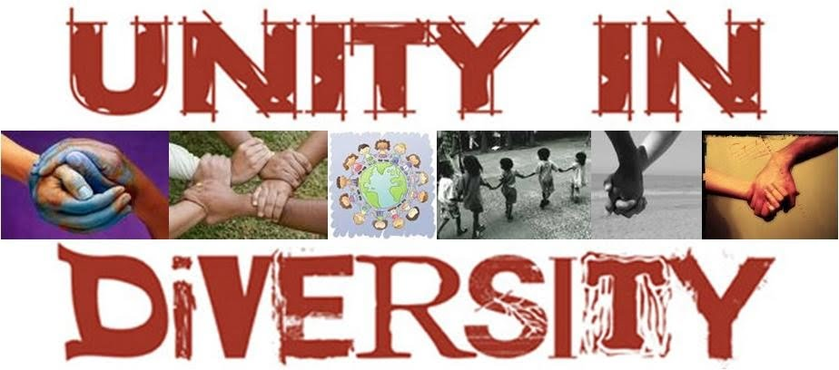 50 words essay on unity in diversity