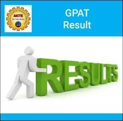 GPAT Result