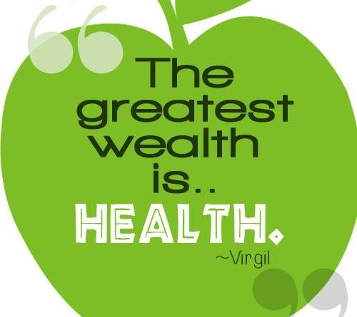 essay on health is wealth for class