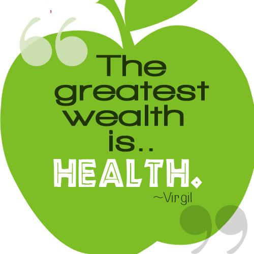 Essay On Health Is Wealth With Quotes