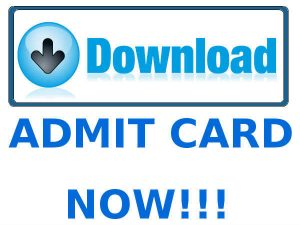 IBSAT Admit Card