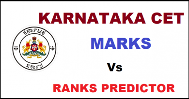 KCET Medical Rank Predictor