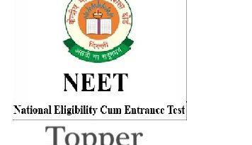 NEET 2017 Topper