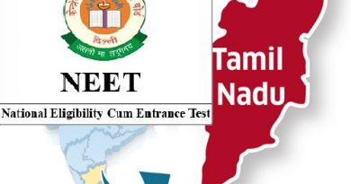 NEET Tamil Nadu