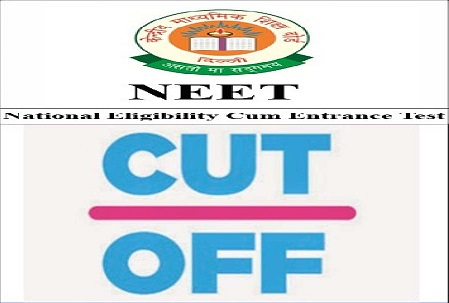 NEET cut off