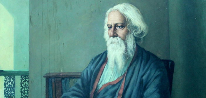 essay on rabindranath tagore in english for students