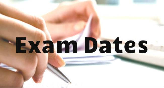 SNAP Exam Dates