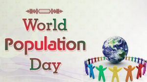 Slogan on World Population Day