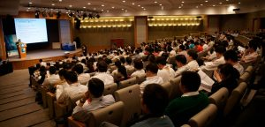 Welcome Speech for Seminar