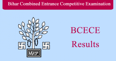 BCECEB Second Stage Result