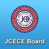 JCECE Exam Pattern