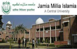 JMI Admit Card