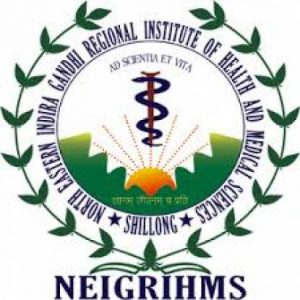 NEIGRIHMS Application Form