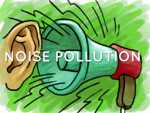 sound pollution essay in english Essay on noise pollution: sources, effects, prevention and control of noise pollution the word 'noise' is derived from the latin word 'nausea' which means feeling of sickness at the stomach with an urge to vomit.