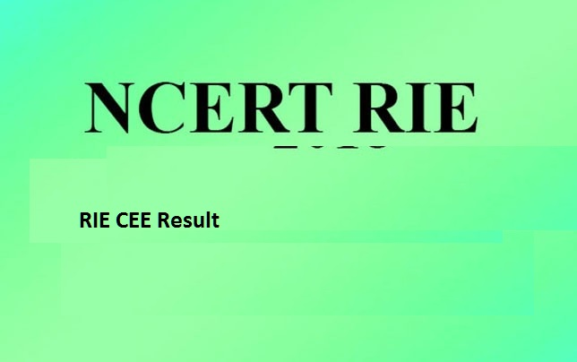 RIE CEE Result