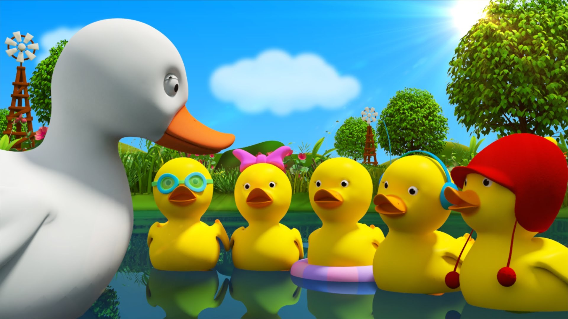 How to Attract Ducks forecasting