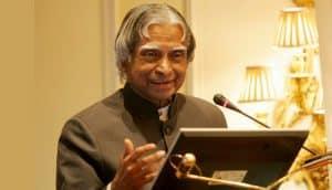 Speech by APJ Abdul Kalam
