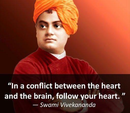 15+ Fiery Swami Vivekananda Quotes , Inspiring
