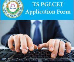 TS PGLCET Answer Key