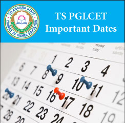 TS PGLCET Counseling