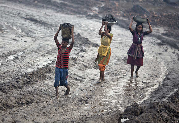 bonded labour in india