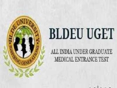 BLDE UGET Eligibility