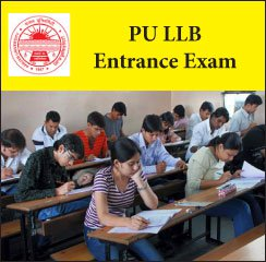PU LLB Entrance Exam Previous Year Question Papers