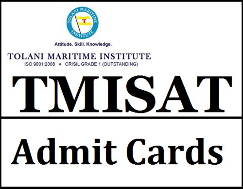 TMISAT Admit Card