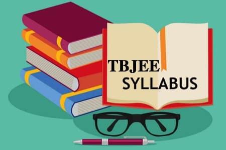 TBJEE Syllabus